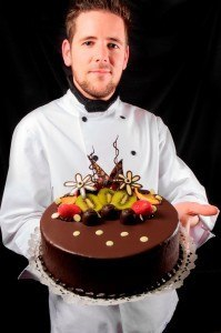 November Blog Image Cake with chef sm