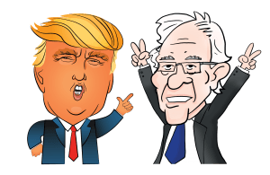 trump_sanders: Lessons for marketing